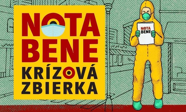Kampaň NOTA BENE: SME S VAMI
